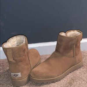 Stylish In Style Ankle Ugg Boots